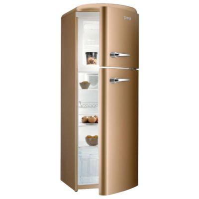 Холодильник Gorenje RF60309OCO кофе