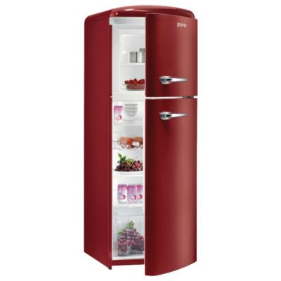 Холодильник Gorenje RF60309OR красный