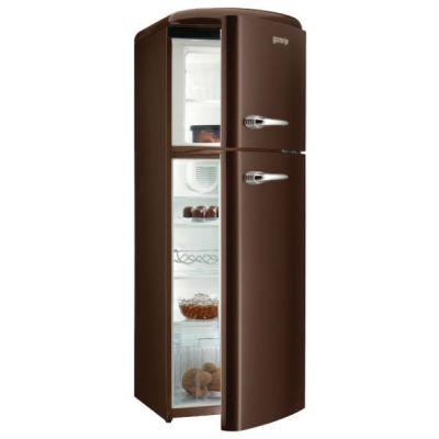 Холодильник Gorenje RF60309OCH темный шоколад