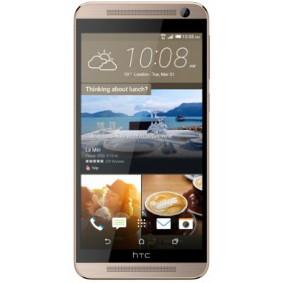 �������� HTC One E9+ dual sim Delicate Rose Gold 99HADM084-00