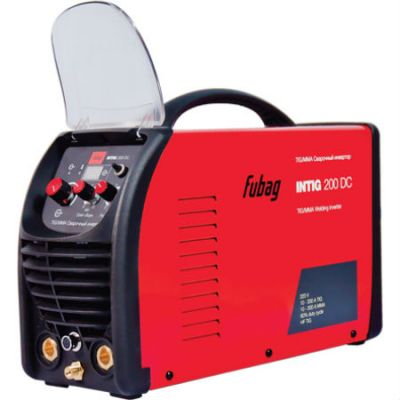 ������� Fubag ��������� ����������� INTIG 200 DC, � �������� FB TIG 26 5P 4m Up&Down (68 318) � ���.����� 4� (68 437.1)