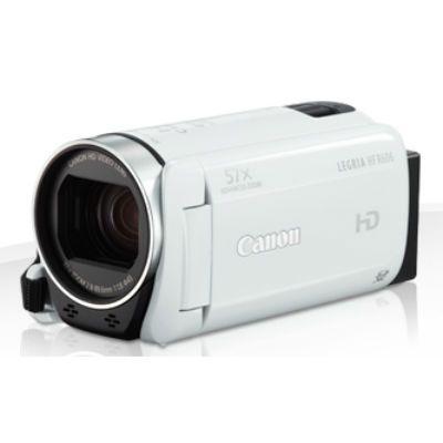Видеокамера Canon Legria HF R606 белый 0280C004
