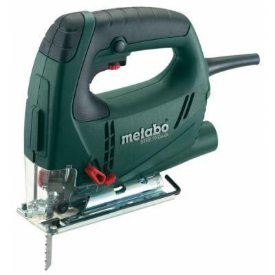 Электролобзик Metabo STEВ 70 Quick 601040500