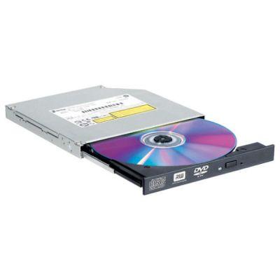LG Привод DVD-RW черный SATA slim внутренний oem GTB0N