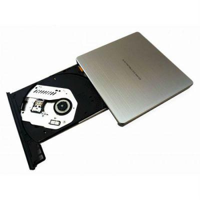 LG Привод DVD-RW серебристый USB ultra slim внешний RTL GP60NS60