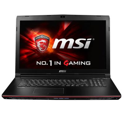 Ноутбук MSI GP72 2QE-029RU LEOPARD PRO 9S7-179323-029