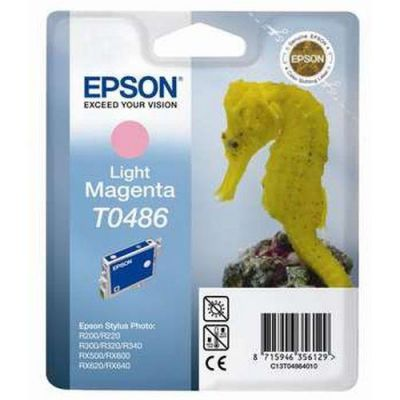 �������� Epson R200/300/RX500/600 light magenta C13T04864010