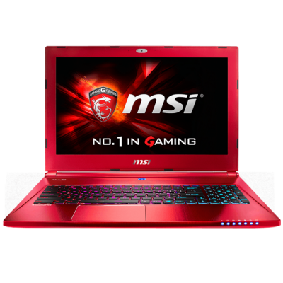 Ноутбук MSI GS60 2QE-625RU GHOST PRO 4K RED EDITION 9S7-16H516-625