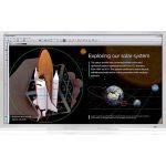 Интерактивный дисплей SMART Technologies SPNL-4055 interactive flat panel с ключом активации SMART Notebook (smt)