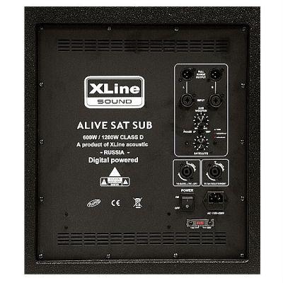 ����������������� �������� XLine ALIVE SAT