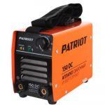 Аппарат Patriot 150DC MMA инвертор ММА DC 3.7 кВт 605302514