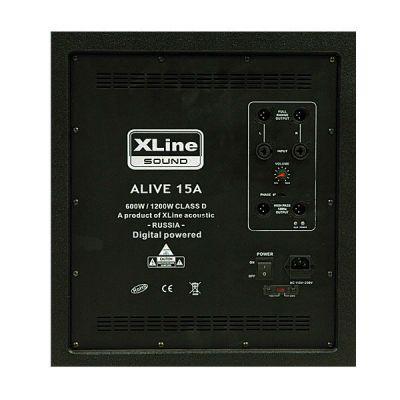 ����������������� �������� XLine ALIVE 2000