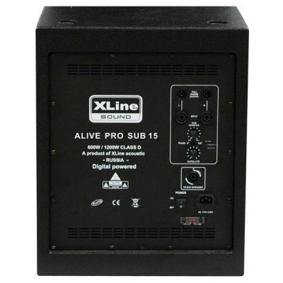 ����������������� �������� XLine ALIVE ARRAY