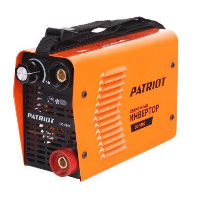 Аппарат Patriot DС-180С Mini 10/160A 605301735