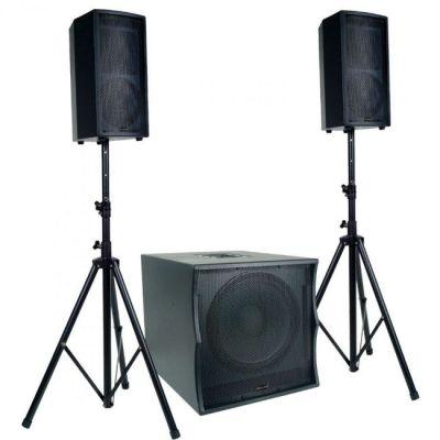 ����������������� �������� American Audio TRI PACK SYSTEM II
