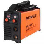 Аппарат Patriot WM 160AT инвертор ММА DC 5.4 кВт 605302616