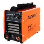 Аппарат Patriot 230DC MMA инвертор ММА DC 6.3 кВт 605302520