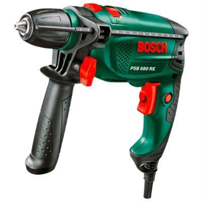Дрель Bosch ударная PSB 680 RE 0603128022