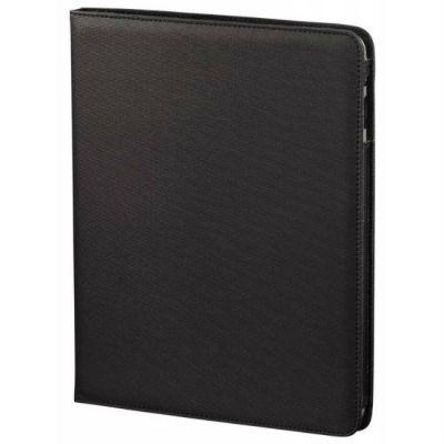 Чехол Hama для iPad Air/Air 2 Arezzo полиуретан черный (00104645)