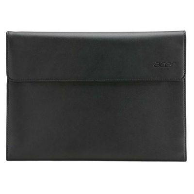 Чехол Acer для Aspire Switch 11 Snap case натуральная кожа черный (NP.BAG1A.083)
