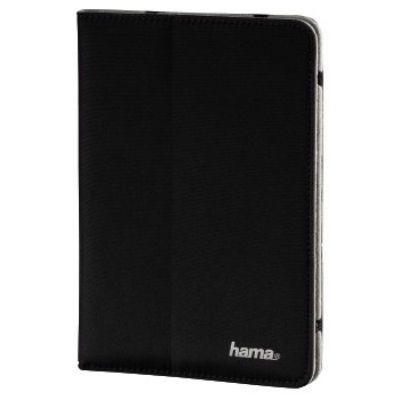 """Чехол Hama для планшета 7"""" Strap полиэстер черный (00123050)"""