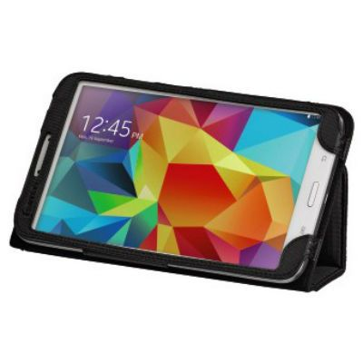 "Чехол Hama для Galaxy Tab 4 8"" Bend черный (00126740)"
