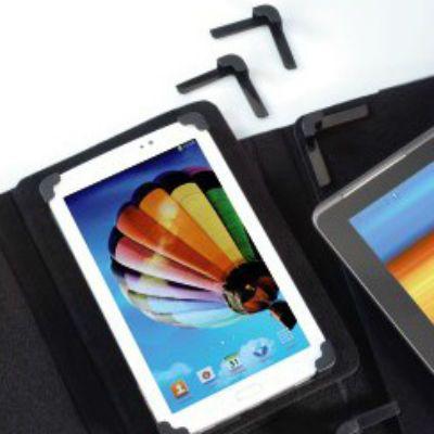 """Чехол Hama для планшета 10.1"""" Stand искусственная кожа черный (108278)"""