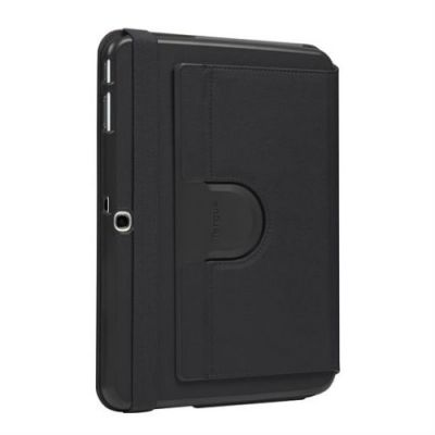Чехол Targus для Galaxy Tab SM-T53x Versavu Slim полиуретан черный (THZ453EU)
