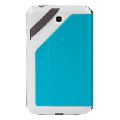 "Чехол Targus для Samsung Galaxy Tab4 8"" EverVu голубой (THZ44902EU)"