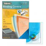 Расходный материал Fellowes Обложки для переплёта A4 прозрачный (100шт) Lamirel LA-7868201