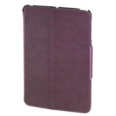 Чехол Hama для iPad mini/mini with retina Style Portfolio полиуретан фиолетовый (00104658)