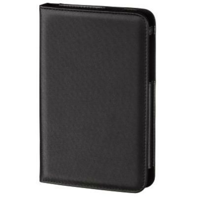 Чехол Hama для Galaxy Tab GT-P1000 Arezzo полиэстер черный (00108212)