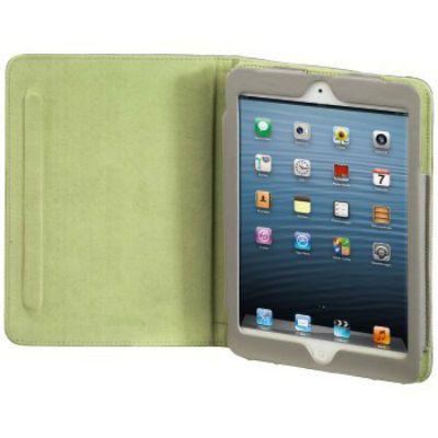 Чехол Hama для iPad mini/mini with retina Lissabon полиэстер серебристый (00106496)