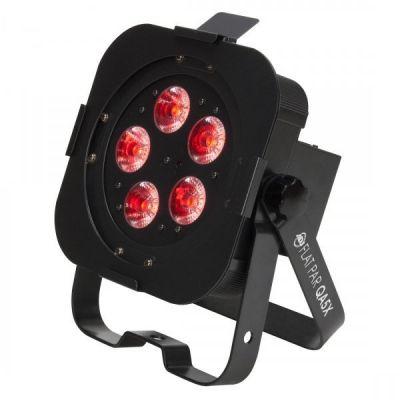 Adj Прожектор PAR LED Flat Par Qa5x