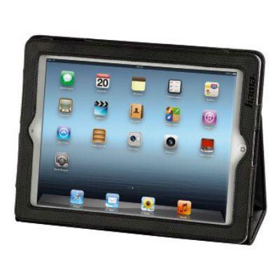 Чехол Hama для iPad 2/iPad new/iPad 4 BendPortfolio полиуретан черный (00104643)