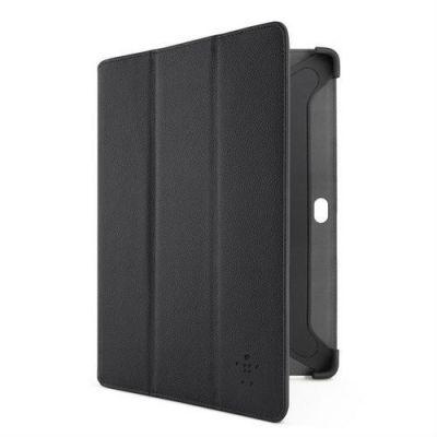 Чехол Belkin для Samsung Galaxy Note 10.1 Tri-Fold Folio черный (F8M457VFC00)