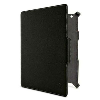 Чехол Belkin для Apple iPad2/The new iPad Fitted Folio F8N764CWC00 Искусственная кожа, Черный