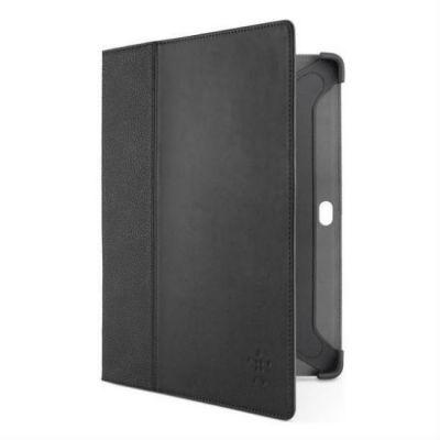 "Чехол Belkin Leather Cinema Folio Tablet 10.1"" black BLK-F8M393cwC00"