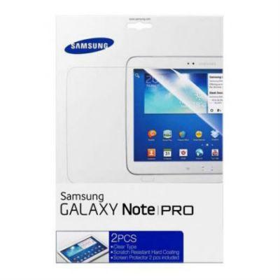 """Защитная пленка Samsung для экрана прозрачная универсальная 10.1"""" 2шт. (ET-FT530CTEGRU)"""
