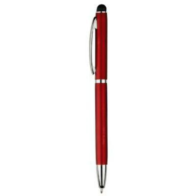 Hama Стилус BusinessPen2in1(119445) красный (000119445)