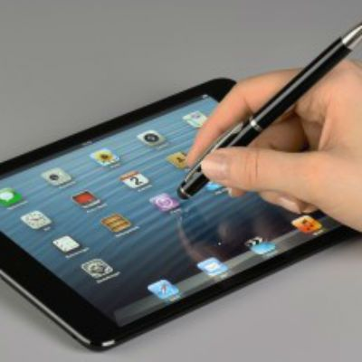 Hama Стилус Business Pen2in1 черный iPad (00119441)