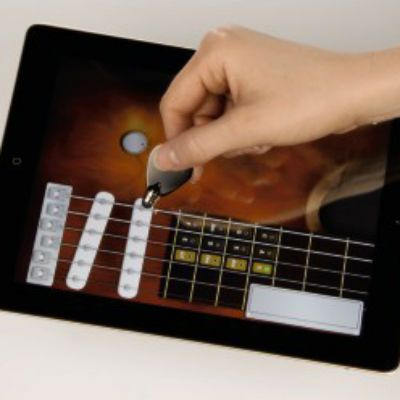 Hama Стилус Play Guitar для iPad черный (H-107816)