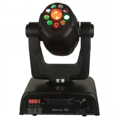 Adj Прожектор полного движения Accu Spot Hybrid