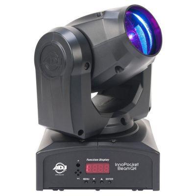 Adj Прожектор полного движения Inno Pocket Beam Q4