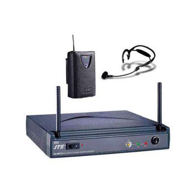 Микрофон JTS радиосистема с поясным передатчиком и головным микрофоном US-8001D/PT-850B/CX-504