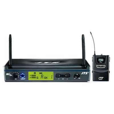 Микрофон JTS радиосистема с поясным передатчиком и петличным микрофоном IN64/IN64TB+CM501