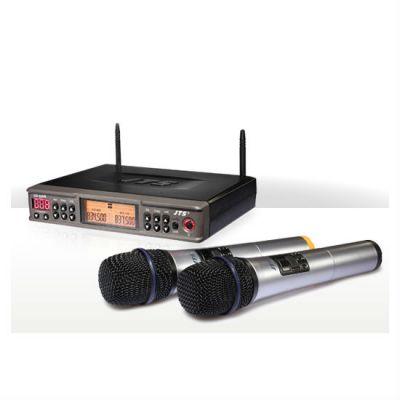 Микрофон JTS радиосистема 2-канальная с 2-мя ручными передатчиками US-936KD/MH-936K