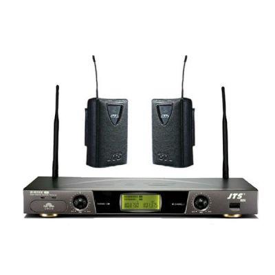 Микрофон JTS радиосистема c 2-мя поясными передатчиками US-9030DC Pro/PT-900Bx2