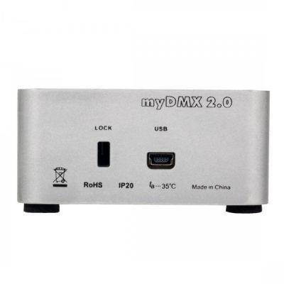 Adj Контроллер DMX Mydmx2.0