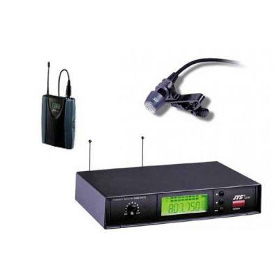 Микрофон JTS радиосистема с поясным передатчиком и петличным микрофоном US-901D/PT-950B/CM-50